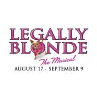 Playhouse on the Square Kicks Off Season With LEGALLY BLONDE, 8/17
