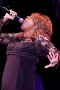 Jennifer Holliday Meets St. Louis High School DREAMGIRLS Cast Today, 7/22