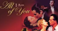 Broadway Theater of Pitman Presents ALL I ASK OF YOU, Now thru 8/19
