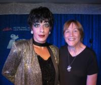 Geri Jewell Visits Peter Mac's LIZA: LIVE IN CONCERT