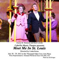 BWW Reviews: Zing Go the Strings of Cabrillo's MEET ME IN ST. LOUIS