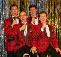 St. Michael's Playhouse to Present FOREVER PLAID, 8/1 - 11