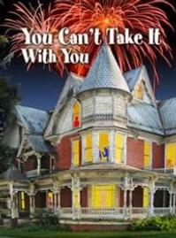 Piedmont Players to Present YOU CAN'T TAKE IT WITH YOU, 7/26 - 8/4