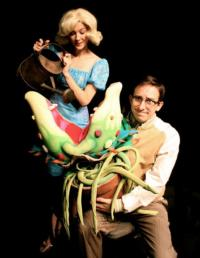 Olney Theatre Presents LITTLE SHOP OF HORRORS, Now thru 8/26