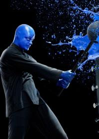 BLUE MAN GROUP Las Vegas to Host Open Casting Call, 8/9