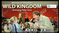 Wild Kingdom's Peter Gros to Appear on LIVE! with Kelly, 4/20