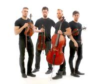 All-Male String Quartet WELL-STRUNG Makes Joe's Pub Debut, 5/1