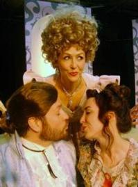 The City Theatre Presents SHE STOOPS TO CONQUER, Now thru 8/12