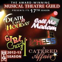 Musical Theatre Guild Season to Include CALL ME MADAME, GIRL CRAZY and More