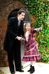 Dallyn Vail Bayles Leads The Secret Garden Cast At Hale