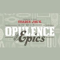 STG Presents Trader Joes' Silent Movie Mondays This Summer