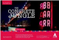 Bobby Cronin's THE CONCRETE JUNGLE World Premiere Plays London's Arts Educational School thru June 16