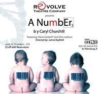 Revolve Theatre Company Presents A NUMBER, Now thru 6/20