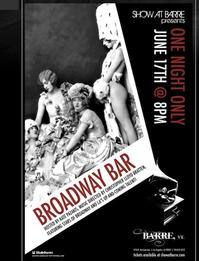 Kate Pazakis Hosts BROADWAY BAR with THE ADDAMS FAMILY's Kevin Chamberlin, 6/17