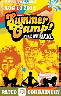 Table 8 Presents World Premiere of SUMMER CAMP! THE MUSICAL, 8/10-26