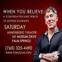 STAGE TUBE: Desert Ensemble Theatre Company Honors Stephen Schwartz