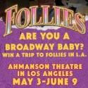 And The Winner of the FOLLIES Broadway Baby Contest is...
