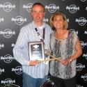 Photo Flash: Hard Rock Cafes in Las Vegas Recognized by Nevada PEP for Philanthropic Efforts
