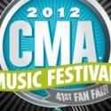 Luke Bryan and Kimberly Perry to Host CMA MUSIC FESTIVAL: COUNTRY'S NIGHT TO ROCK, 9/17