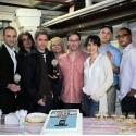 Photo Coverage: CLYBOURNE PARK Celebrates Tony Success with Champagne Toast