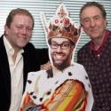 Photo Flash: Jon Culshaw & Eric Idle Gear Up for West-End SPAMALOT