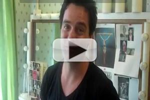 STAGE TUBE: Go Backstage With Ramin Karimloo at LES MIS!