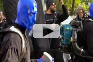STAGE TUBE: Blue Man Group on The Celebrity Apprentice