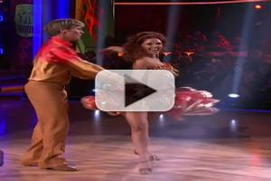 STAGE TUBE: Highlights From Last Night's DANCING WITH THE STARS