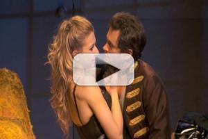 BWW TV EXCLUSIVE: BACKSTAGE WITH RICHARD RIDGE: Hugh Dancy & Nina Arianda Get Intimate - Talk VENUS IN FUR & More!