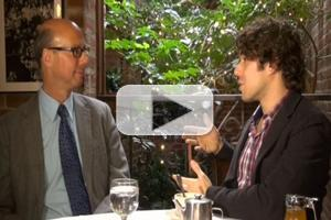 BWW TV EXCLUSIVE: BACKSTAGE WITH RICHARD RIDGE - Broadway's Newest SUPERSTAR Josh Young on 'Judas', Dating and More!