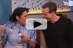 STAGE TUBE: Adam Pascal & Daphne Rubin-Vega Reunite on MORNING BUZZ!