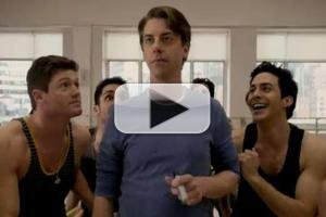 STAGE TUBE: Christian Borle Performs on Next Week's SMASH!