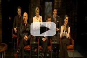 STAGE TUBE: GLEE Cast Talks Career Aspirations, Breakdancing & More on INSIDE THE ACTORS STUDIO