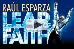AUDIO Special: Listen to the Title Track from LEAP OF FAITH Here!