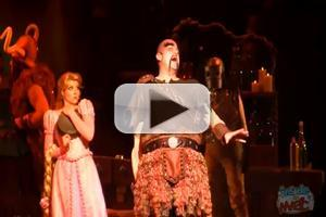 STAGE TUBE: Disney Fantasy Cruise Performance Includes Song From TANGLED