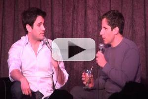 BWW TV Exclusive: Seth's Broadway Chatterbox With ANYTHING GOES' Colin Donnell!