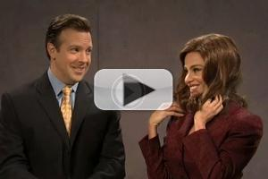STAGE TUBE: Sofia Vergara Hosts SATURDAY NIGHT LIVE