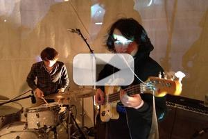 STAGE TUBE: Ty Segall & White Fence Perform 'Scissor People'