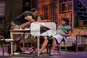 BWW TV: First Look at A STREETCAR NAMED DESIRE on Broadway - Blair Underwood, Nicole Ari Parker, Daphne Rubin-Vega & More!