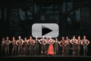 STAGE TUBE: Watch 'King of New York' from NEWSIES!