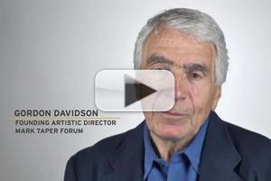 STAGE TUBE: I AM THEATRE Project - Gordon Davidson
