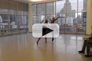 STAGE TUBE: Desmond Richardson & Co. Rehearse for Complexions Contemp. Ballet in New Orleans