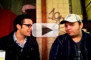 STAGE TUBE: Stage Star Jared Zirilli Goes Backstage at FAT CAMP