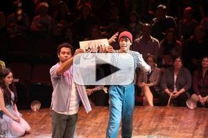 BWW TV EXCLUSIVE: Welcome Back to Broadway Corbin Bleu - Debut Curtain Call & More!