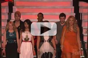 STAGE TUBE: Highlights from Last Night's AMERICAN IDOL