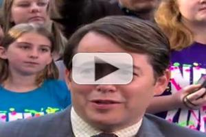 STAGE TUBE: Matthew Broderick Appears on Good Morning America