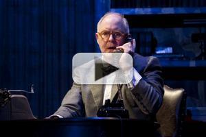 BWW Flashback: THE COLUMNIST Plays Final Show on Broadway