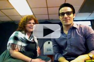 STAGE TUBE: Jared Zirilli Goes Backstage at FAT CAMP; New Interview