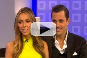 STAGE TUBE: Giuliana & Bill Rancic Announce Pregnancy on TODAY