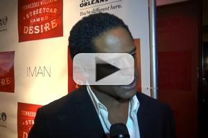 BWW TV: Chatting with Blair Underwood, Daphne Rubin-Vega & More at A STREETCAR NAMED DESIRE Opening!